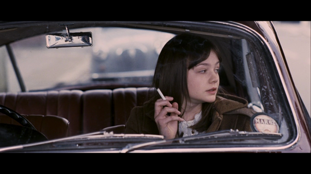 carey mulligan in an education | hannah couture